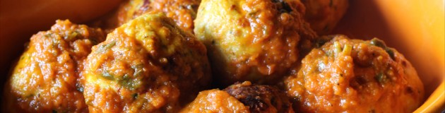 Skinny Turkey Meatballs