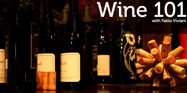 Wine 101: Corks vs Caps – 11/13/12