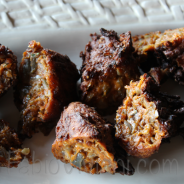 Red Onion Fritters