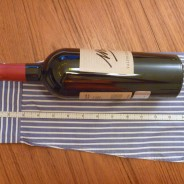 Gift Wrap a Bottle for a Man