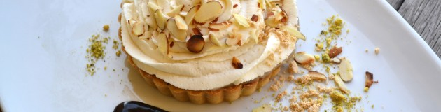 Banana Cream Tart