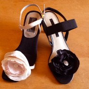 Transform Simple Shoes with DIY Flowers – DIY Style with Tamara Berg