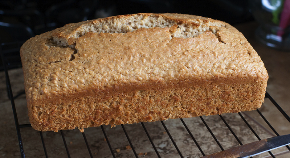 Barley Banana Bread is the Newest Hit Around