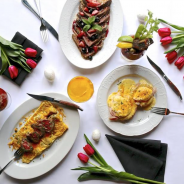Prime & Provisions and Perry's Steakhouse Serve Up Easter Feasts
