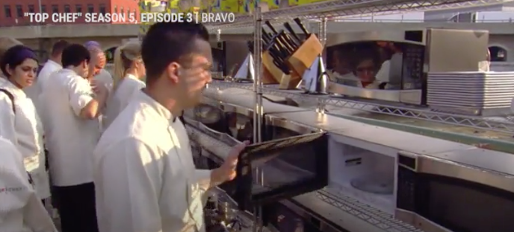 Fabio descusses most difficult challenge from Top Chef