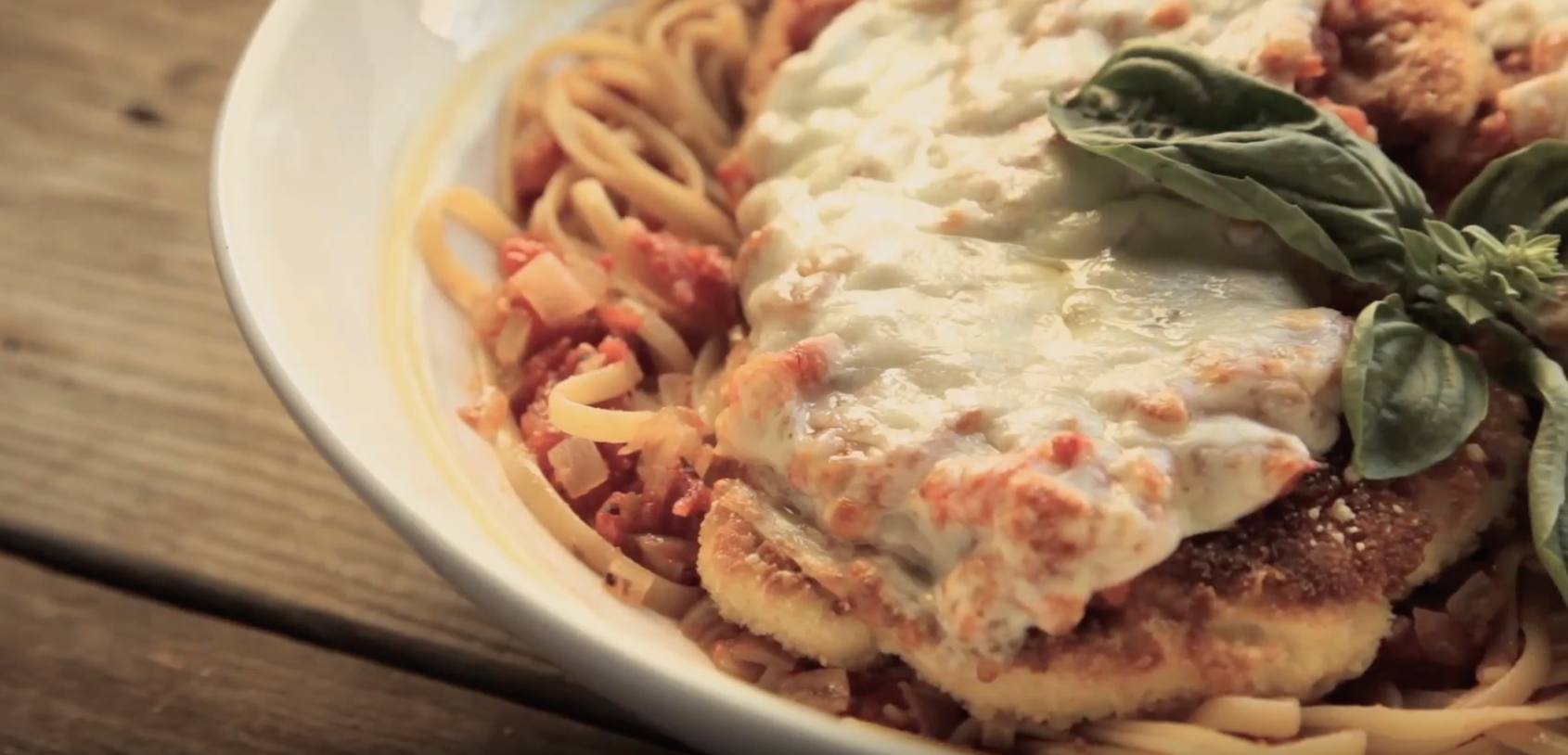 Fabio viviani chicken parmesan recipe