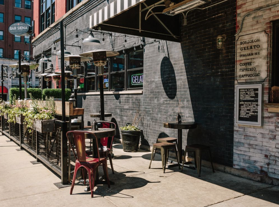 The Best Outdoor Drinking Spots in Chicago