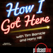 How I Got Here PodcastOne