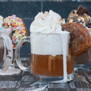 8 AWESOME HOT CHOCOLATE DRINKS