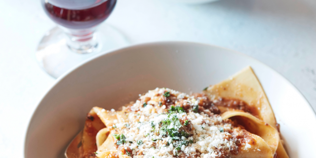 Recipe: Sausage and Beef Bolognese