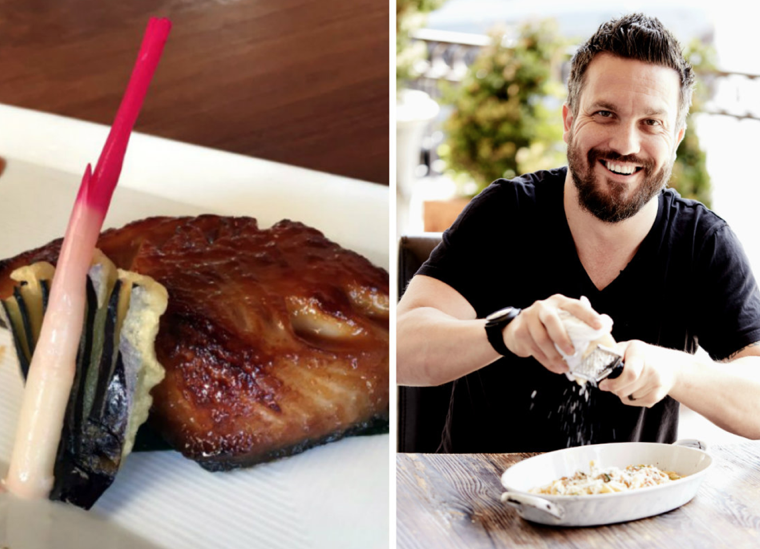 Celebrity chefs reveal their favorite meal