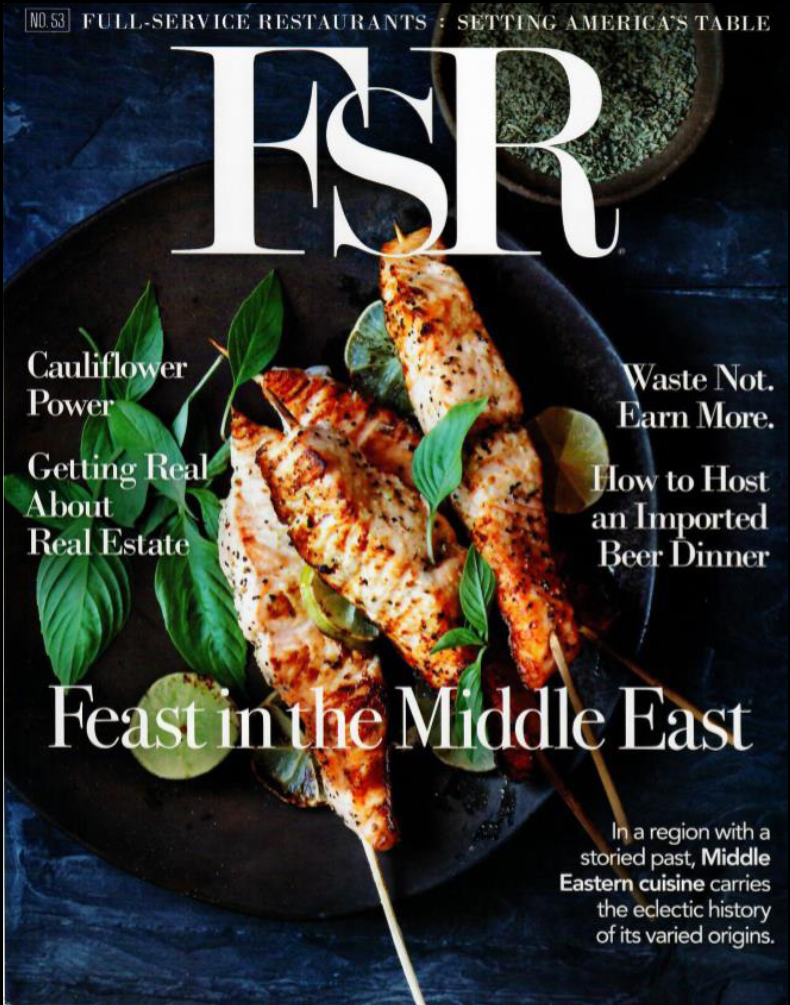Full Service Restaurants Magazine