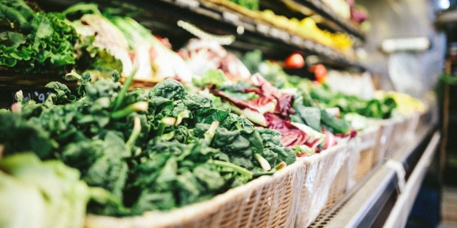 Fresh Is the Name of the Game in the World of Produce